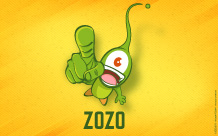ZOZO the animated web serie